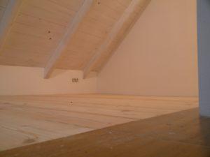 Zeit - Wohnhaussanierung Leichlingen - Innenraum Boden