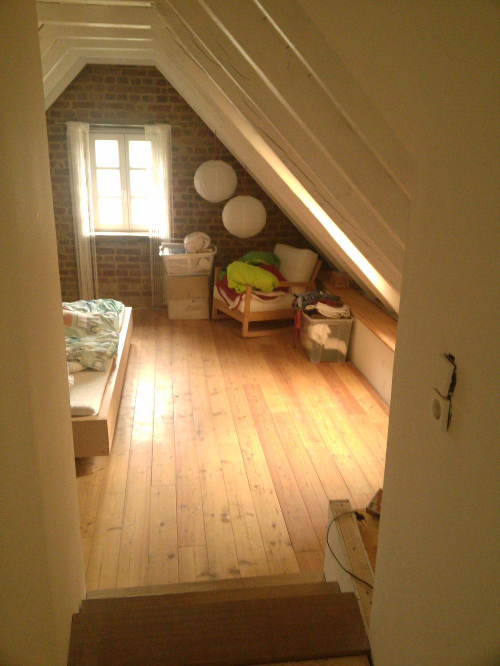 Zeit - Wohnhaussanierung Leichlingen - Innenraum Anbau