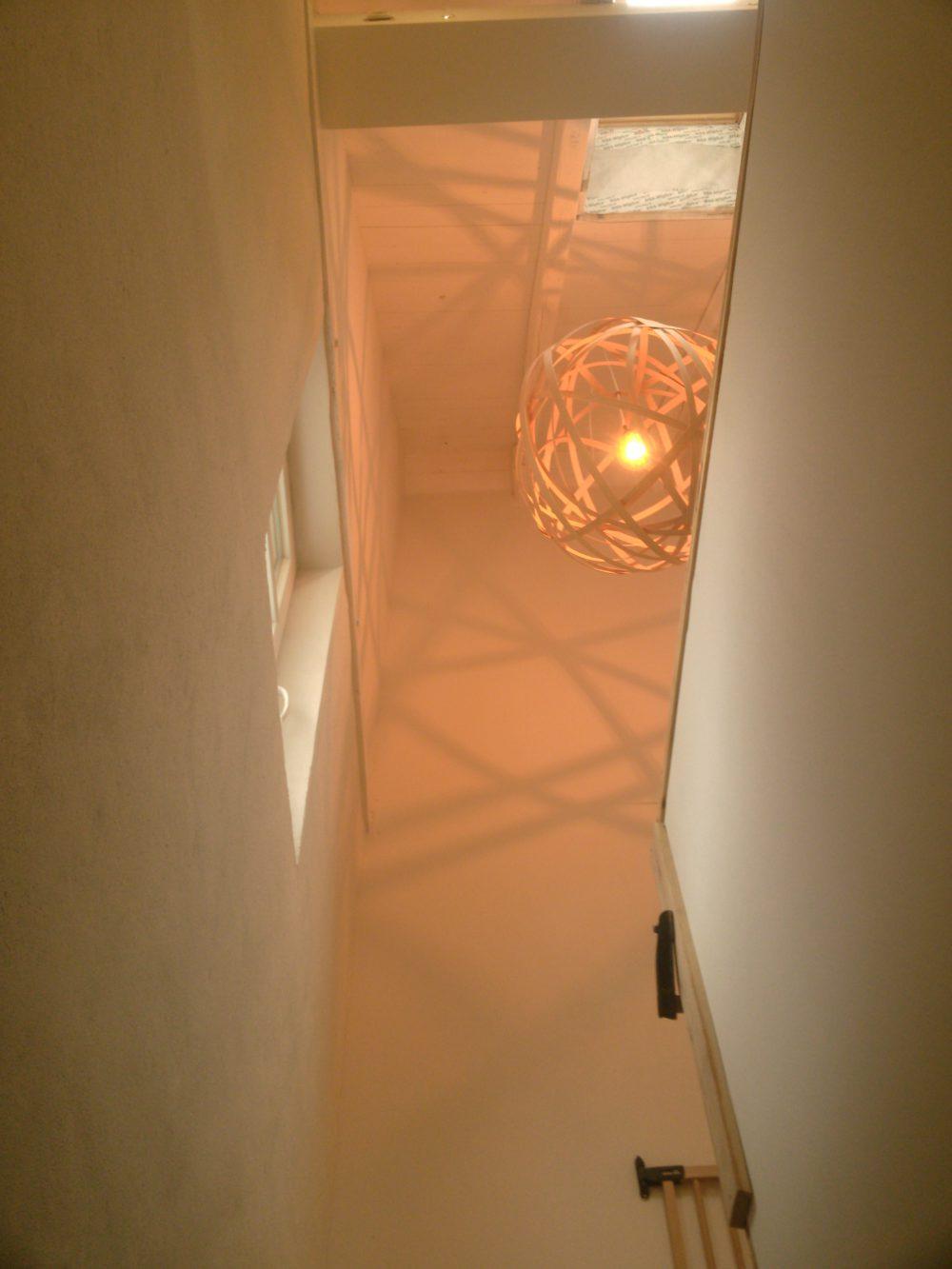 Zeit - Wohnhaussanierung Leichlingen - Innenraum Treppenraum
