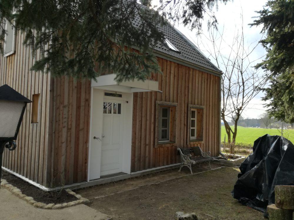 Zeit - Wohnhaussanierung Leichlingen - Nordfassade