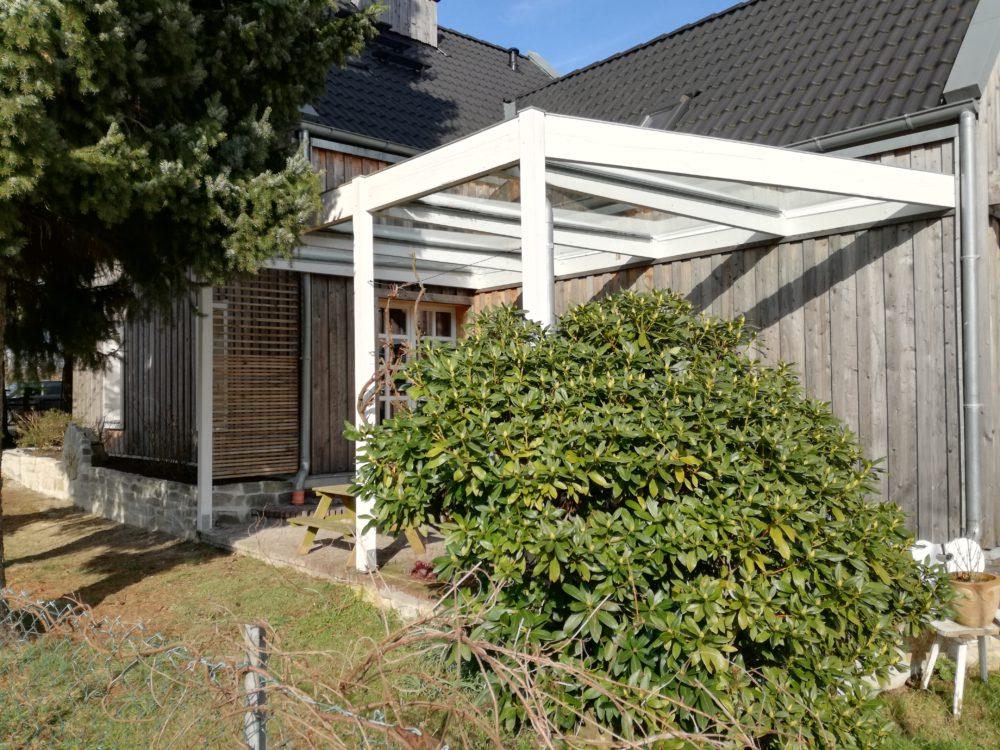 Zeit - Wohnhaussanierung Leichlingen - Terrasse